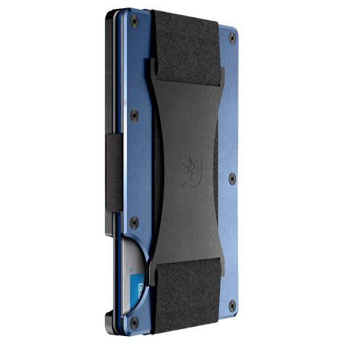 The Ridge Slim Minimalist Front Pocket RFID Blocking Metal Wallets