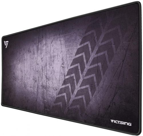 7. VicTsing [30% Larger Extended Gaming Mouse Pad