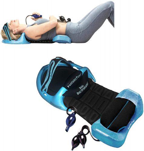 2. Posture Pump® Dual Deluxe Full Spine