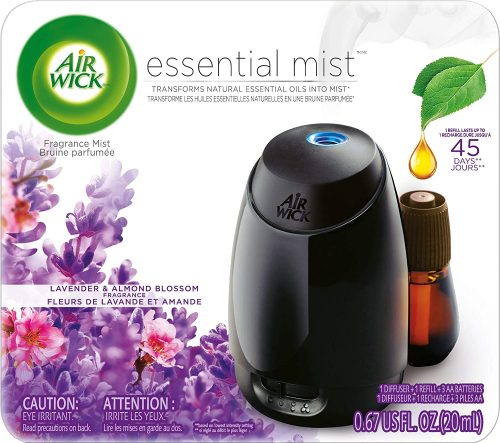 Air Wick Essential Mist, Essential Oil Diffuser - Air Freshener For Office