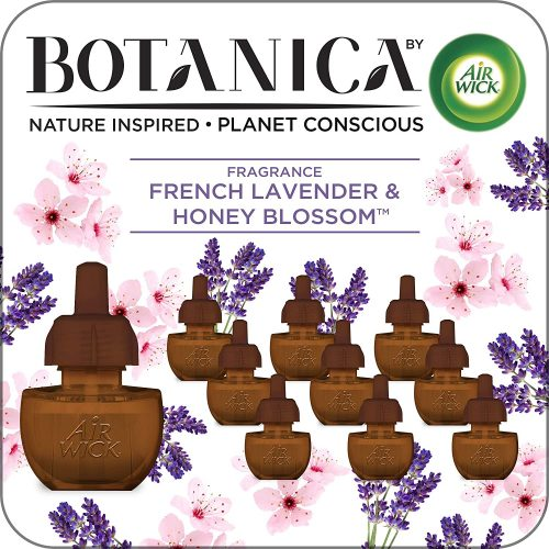 Botanica by Air Wick Plug in Scented Oil - Air Freshener For Office