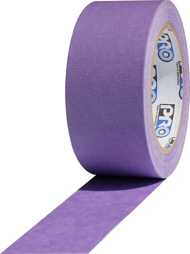 ProTapes Pro Scenic 728 Acrylic 30 Day Easy Release Painters Masking Tape | Low Tack Masking Tape
