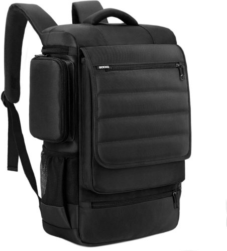 2. 18.4 Inch Laptop Backpack,BRINCH Water Resistant Large