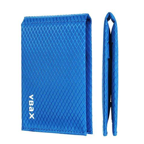 Microfiber Waterproof Slim Bifold Wallet  Waterproof Wallets
