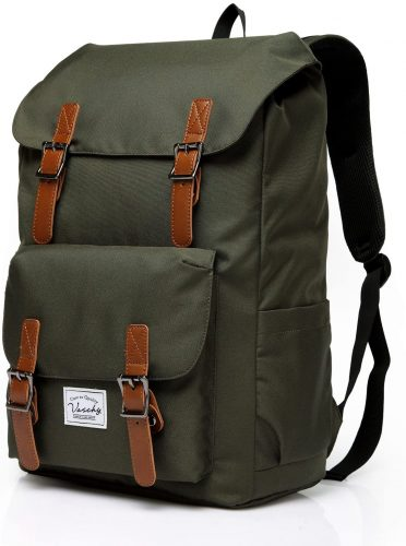 5. Vaschy Outdoor Hiking Waterproof Rucksack College