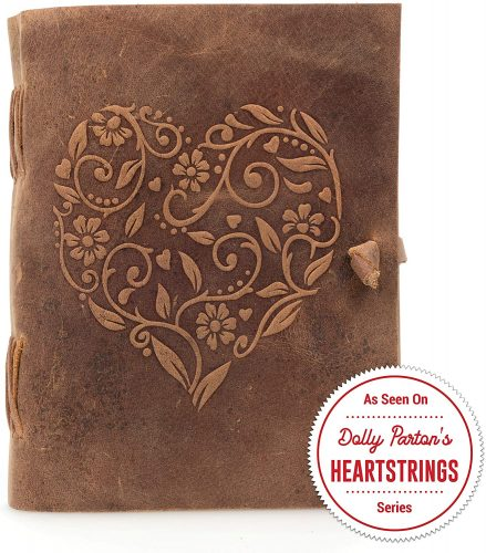 5. Leather Journal for Women