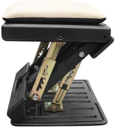 GPFDM Car Footrest, Adjustable Ergonomic- Desk Foot Rest