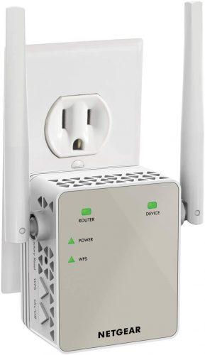 NETGEAR WiFi Range Extender EX6120| WiFi Repeater