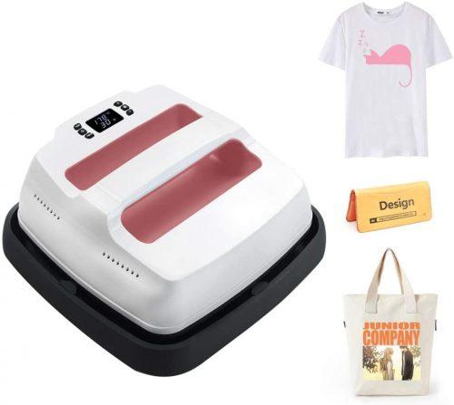 Heat-Goo Heat Press Machine 9X9 Inch Portable | Heat Press