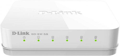 D-Link Ethernet Switch, 5 Port Unmanaged| USB Router