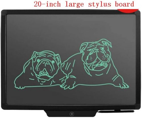 Fighrh Convenient 20 Inch Ultra-Thin Sensitive Business- Boogie Boards