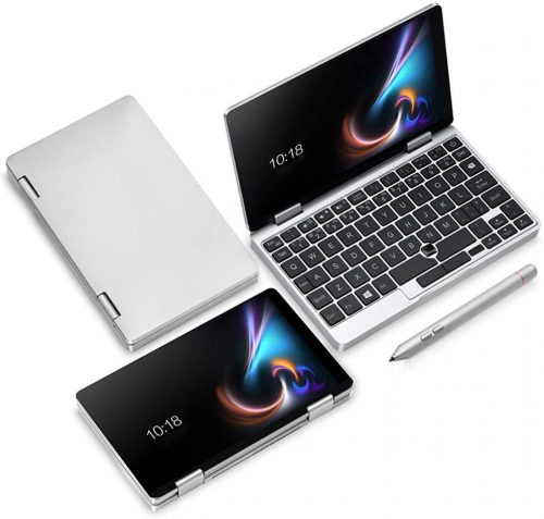 Fingerprint Lock Pocket Laptop - 7 Inches Tablet