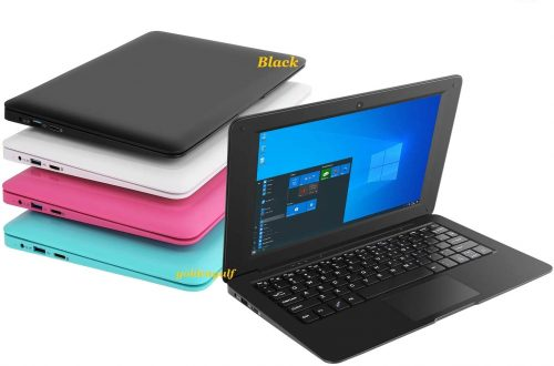 Goldengulf Windows 10 Computer Laptop- Laptop Under 200