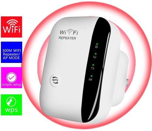 WiFi Extender-Mini WiFi Range Extender | WiFi Repeater