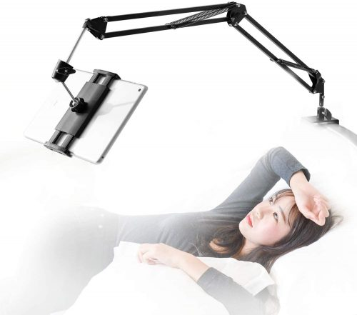 360 Degree Rotating Bed Tablet- Tablet Stand
