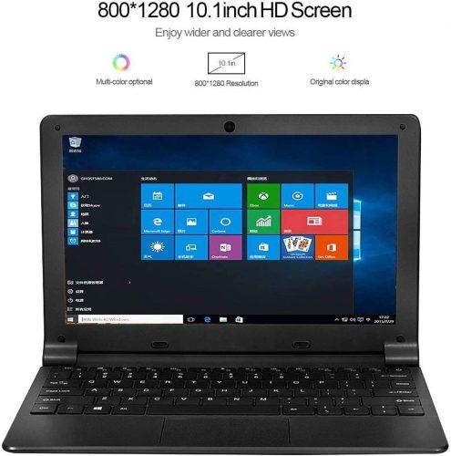 Tocosy Laptop 10.1Inch - Laptop Under 200