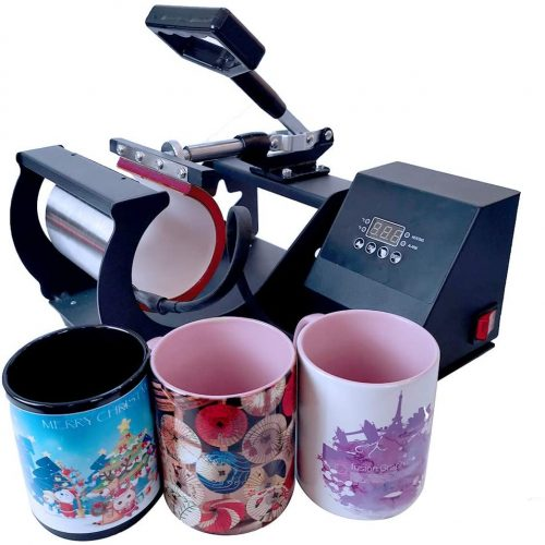 BetterSub Mug Heat Press, Heat Press Machine Cup | Heat Press Transfers