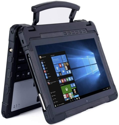 HiDON Rugged Tablet PC 11.6 - Tablet With Keyboard