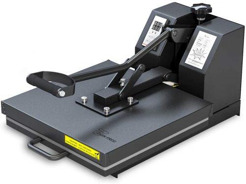 PowerPress Industrial-Quality Digital Sublimation Heat| Heat Press