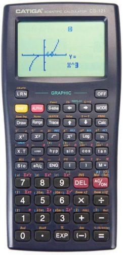 Scientific Graphic Calculator - CATIGA CS121- Scientific Calculator
