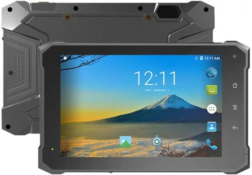 "Android 6.0 Rugged Tablet with 7.0"" Touch Screen - 7 Inches Tablet"
