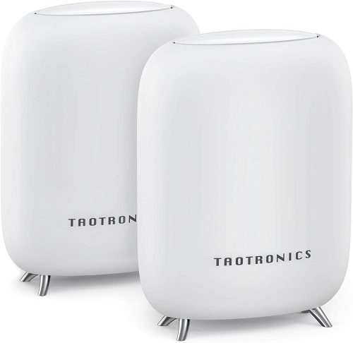 TaoTronics Mesh WiFi Router, Tri-Band AC3000| USB Router