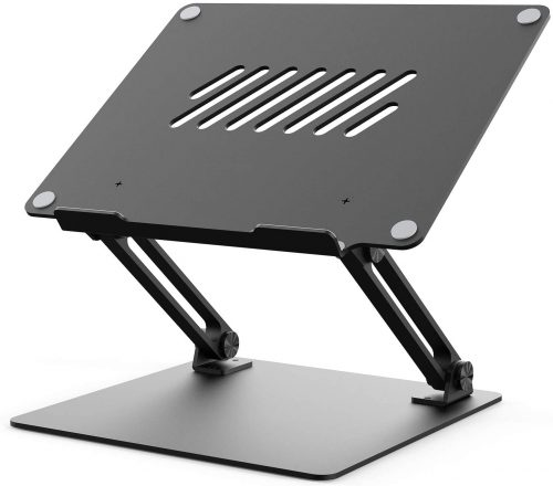 Laptop Stand, MiiKARE Adjustable - Laptop Table Stand