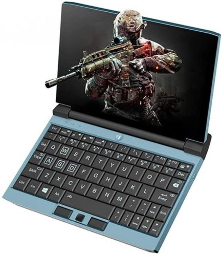 7 Inch Gaming Laptops, ONE-Netbook OneGx1 - Tablet With Keyboard