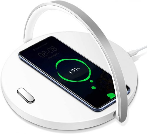 LC.IMEEKE Wireless Charger - Unique Desk Accessories