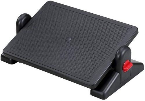 Footrest Foot Stand Desk- Desk Foot Rest
