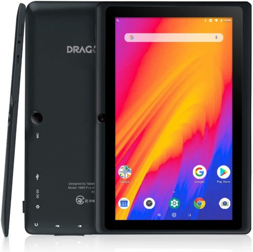 Dragon Touch 7 inch Tablet, Android 9.0 Pie - 7 Inches Tablet