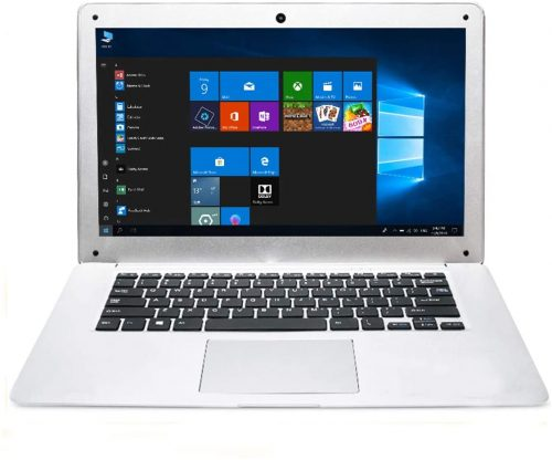 HSW 10.1 inch Windows 10 Ultra Thin Laptop PC - Laptop Under 200