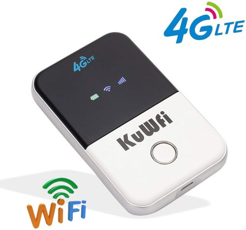 4G Pocket WiFi Router LTE Wireless Unlocked Travel - Pocket Wifi