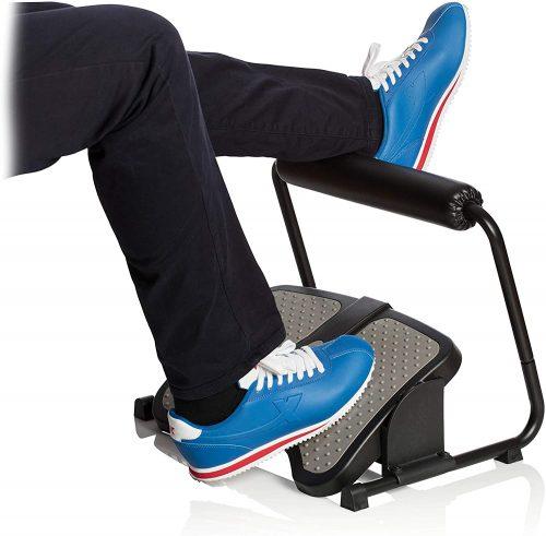 SUN-FLEX Ergonomic Height Angle Adjustable- Desk Foot Rest