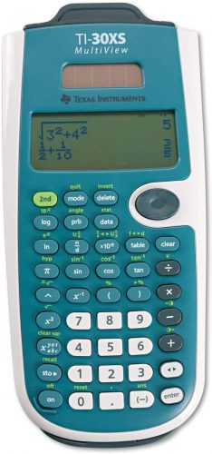 Texas Instruments TI-30XS MultiView- Scientific Calculator