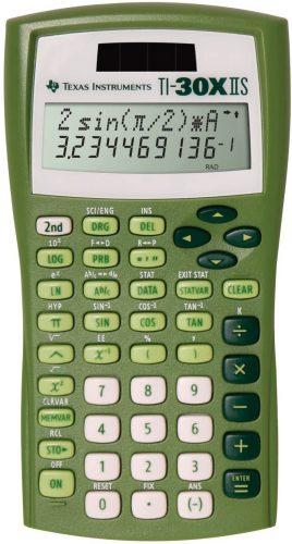 Texas Instruments TI-30X IIS 2-Line Solar - Scientific Calculator