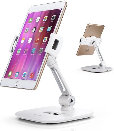 AboveTEK Stylish Aluminum- Tablet Stand