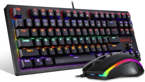 Redragon S113 - Gaming Keyboard & Mouse Combo
