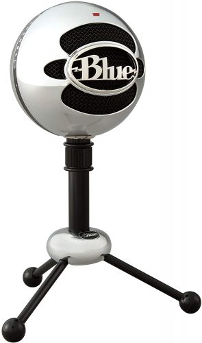 Blue Snowball USB | Microphone For Recording Vocals On Computer