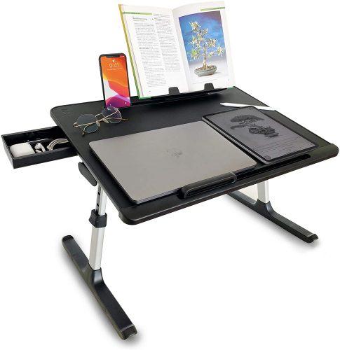 Cooper Desk PRO [XL Adjustable Folding Laptop Desk]- Laptop Stand For Bed