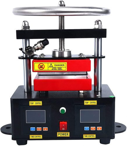 YaeTek Heat Press Machine Hand Crank Duel Heated | Heat Press