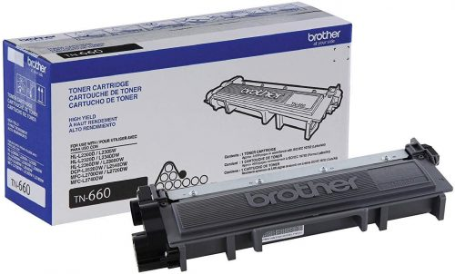 Brother Genuine High Yield | Toner Cartridge