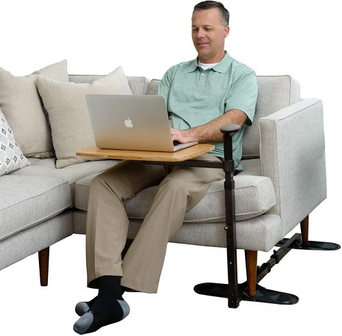 Stander Omni Tray Table - Laptop Table For Couch