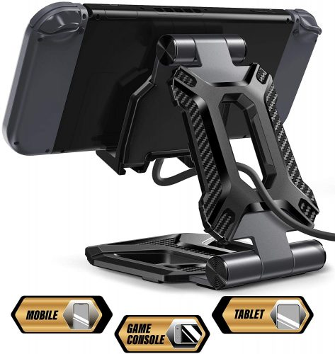 SUPCASE Portable Adjustable Desk Aluminum- Tablet Stand