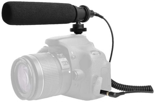 Shotgun Microphone MAONO AU-CM10   Shotgun Mic