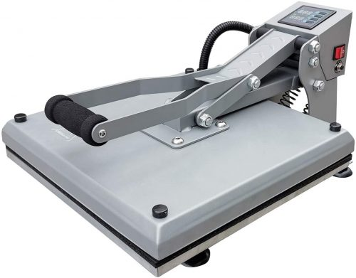 UOhost Heat Press Machine 15x15 inch Sublimation Heat| Heat Transfer Printer