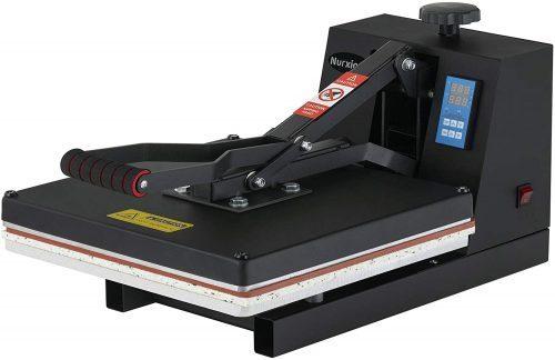 Nurxiovo Heat Press Machine | Heat Transfer Printer