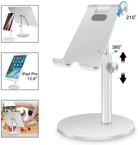 Adjustable Tablet/Phone Stand,AICase Telescopic| IPAD Stand Holder