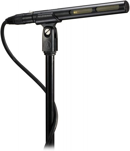 Audio-Technica AT875R Line/Gradient Shotgun   Shotgun Mic
