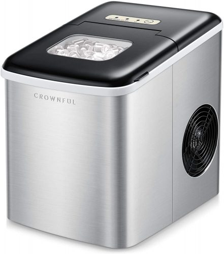 Crownful Ice Maker Machine for Countertop| Ice Maker